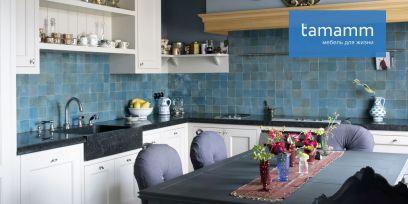 Кухня в стиле фьюжн - особенности яркого дизайна