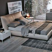Мягкая кровать Фачели