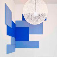 Мягкая стеновая панель Прямоугольники